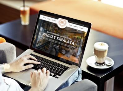 Megújult a WhiskyShop honlapja